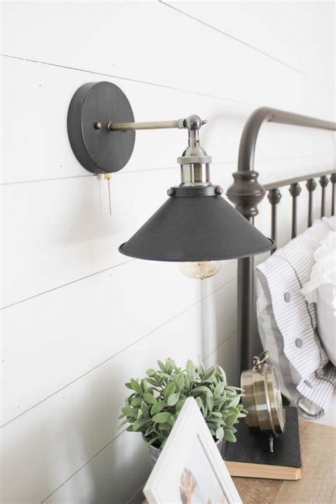 bedroom reading lights with switch rustic wall sconce with switch bedside reading light