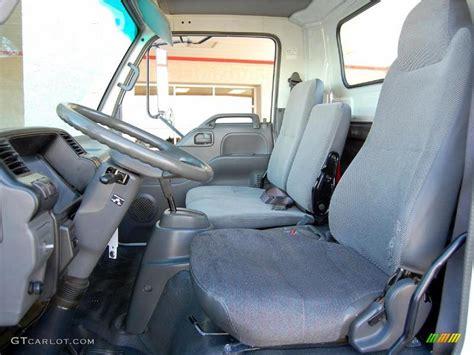 gray interior 2004 isuzu n series truck nqr chassis photo