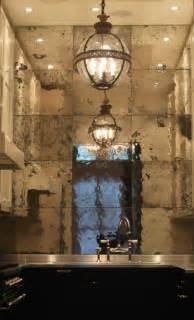 antique mirror tile backsplash mirror tiles summerfield