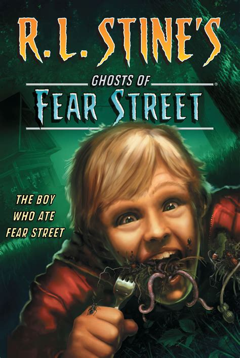 Or Fear No 28 By Rl Stine Buruan Ambil the boy who ate fear book by r l stine