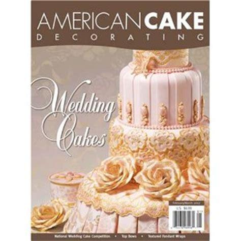American Cake Decorating Magazine by International Subscription Of American Cake Decorating