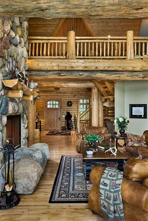 log cabin decorating ideas dream house experience 495 best my dream home living room images on pinterest