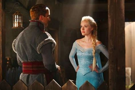 On Elsa New 4 once upon a time abc season 4 release date 2014 princess elsa revealed in new trailer