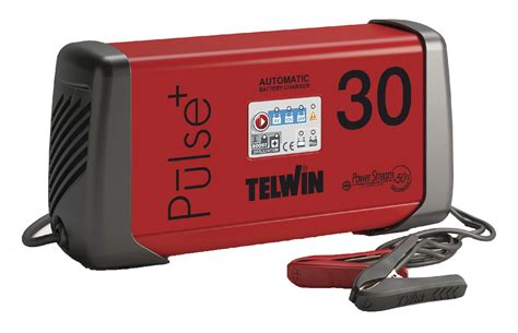 Telwin Telwin Pulse 50 Charger Aki Multifungsi Starter Trafo Mobil pulse 30 intelligent electronic battery chargers and starte battery chargers vynckier tools