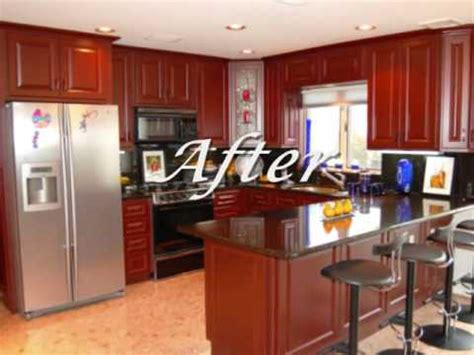 youtube refacing kitchen cabinets u s cabinet refacing kitchen cabinet gallery youtube