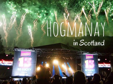 hogmanay new year s eve in edinburgh scotland youtube