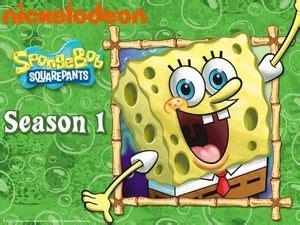 list of season 1 episodes   encyclopedia spongebobia
