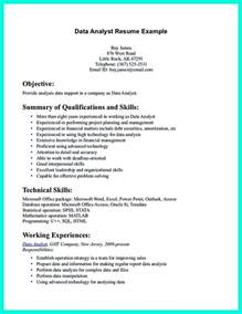 Clinical Data Analyst Sle Resume by Data Analyst Resume Will Describe Your Professional Profile Skills Education And Experience