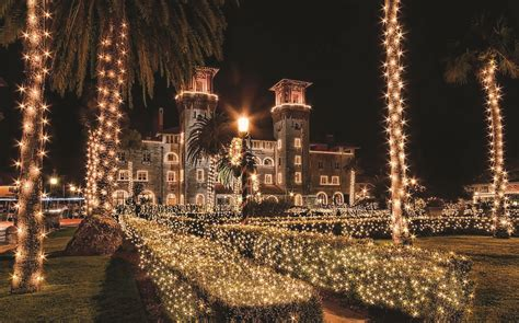 st augustine of lights carriage tour 7 the top light displays you gotta see