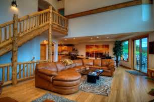 Log Home Interior Designs Interior Decorating Ideas For Log Homes Room Decorating