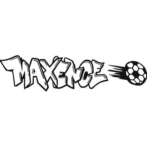 stickers maxence graffiti foot art stick