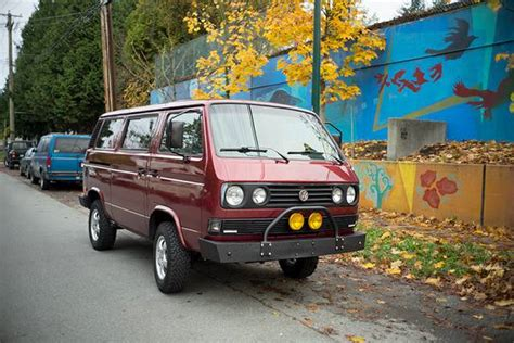 subaru vanagon 1987 syncro vanagon subaru engine buy volks
