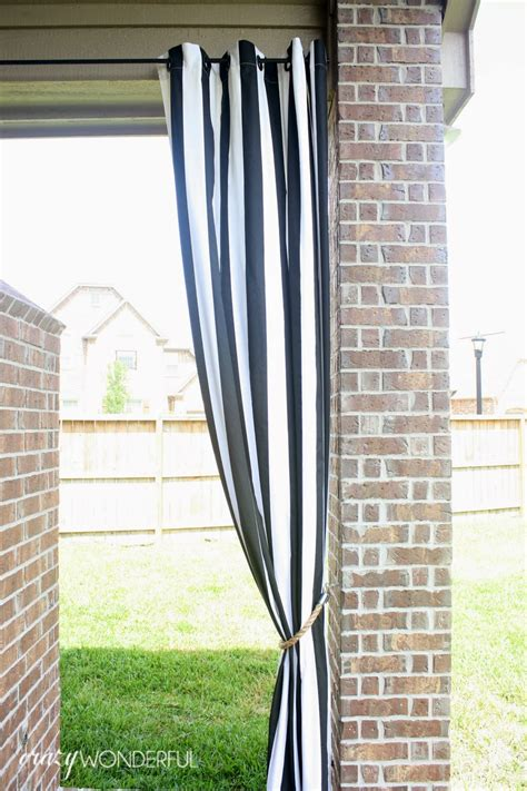 outdoor drape black outdoor curtains 28 images black 140 x 240cm
