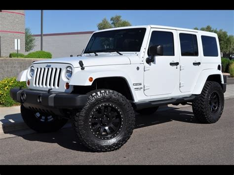 jeep wrangler unlimited sport top 2012 jeep wrangler unlimited sport for sale in tempe az