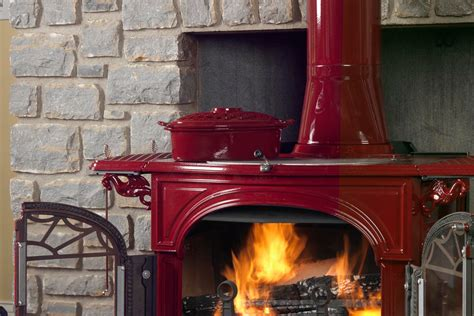 Steam Fireplace by Mhc Lookbook