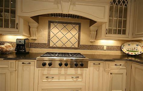 Ideas For Backsplash In Kitchen by Backsplash Design Ideas For Kitchen Kitchen Tile