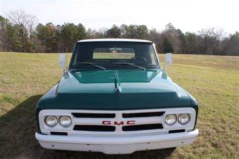 circle gmc 1967 gmc 1500 shortbed elvis owned from the circle