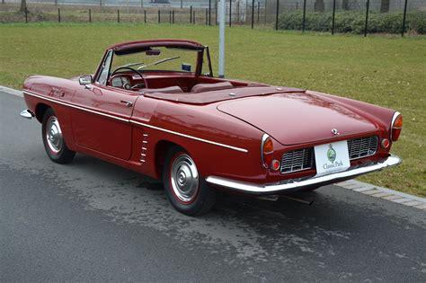 classic park cars renault floride