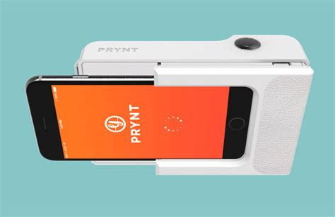 iphone 6 printer prynt iphone 6 6s print photos from your iphone instantly