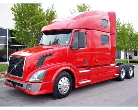 2013 volvo truck for sale 2013 volvo vnl64t780 sleeper truck for sale newnan ga