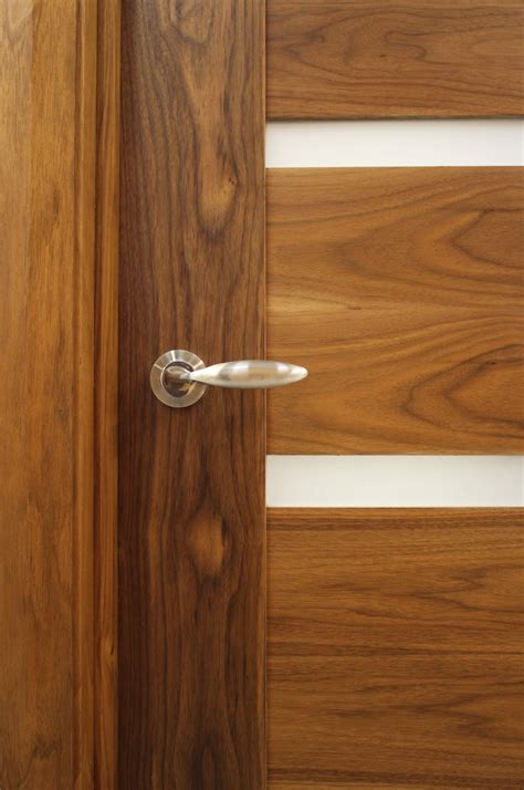 Shaker Vision (40mm)   Internal Doors   Walnut Doors