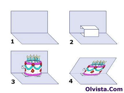 cara membuat kartu ucapan dari kertas jilid kado kado yang bisa kamu berikan pada orang tersayang