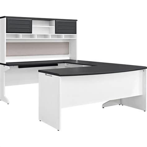 Altra Office Furniture by Altra Furniture Pursuit U Configuration Office Set In