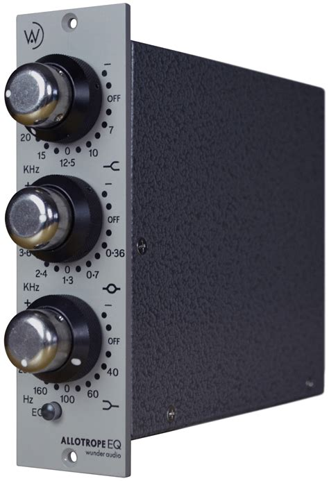 500 series inductor eq wunder audio allotrope eq 500 series equalizer