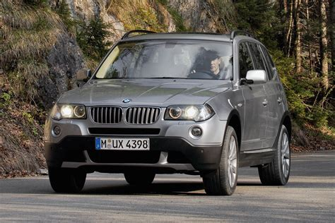 2006 Bmw X3 Problems by Bmw Recalls 85 000 X3 Suvs For Potential Airbag Problems