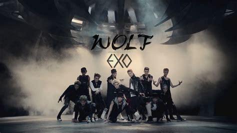 exo iphone wallpaper wolf alfas asia entertainment resource wallpaper exo