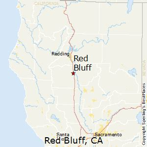 best places to live in bluff california