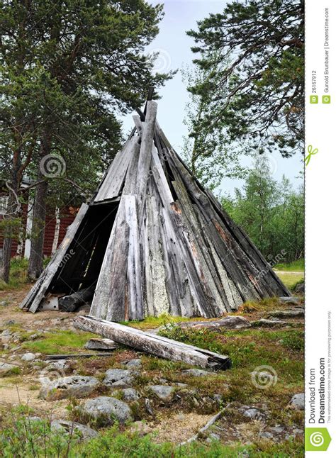 wooden tent wooden tent stock photography image 26167912