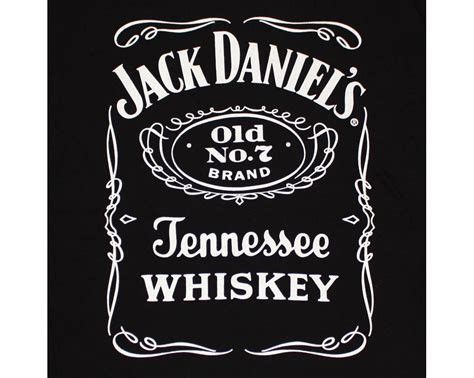 Design Jack Daniels Label | jack daniel s old no 7 label black men s tshirt