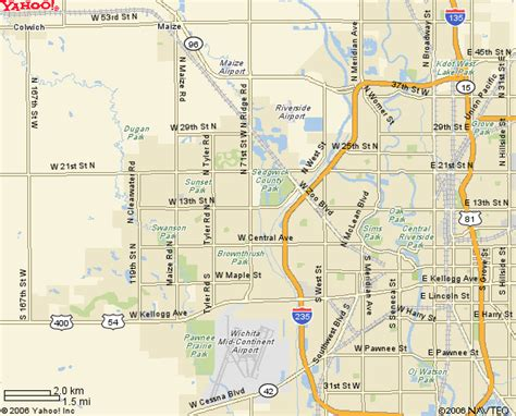 map of and surrounding areas maps