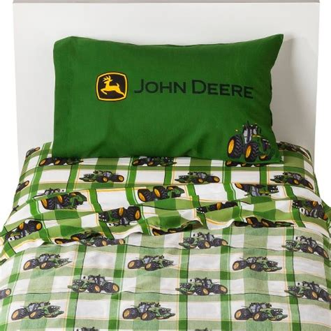 john deere bedding john deere sheet set twin target