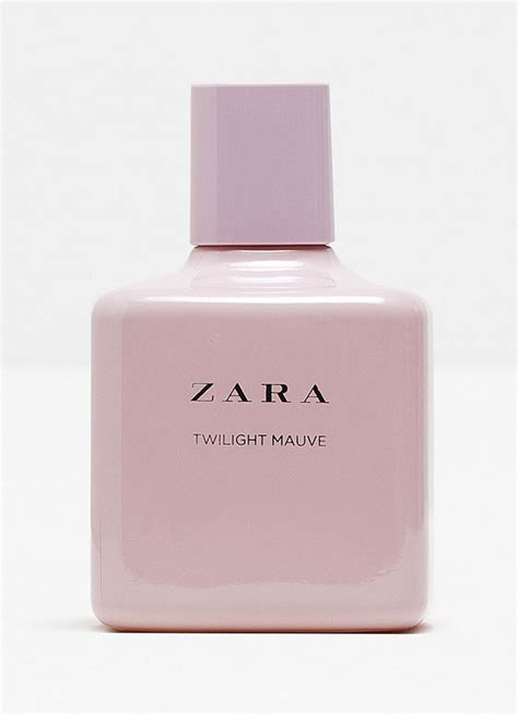 Parfum Zara twilight mauve zara perfume a new fragrance for 2016
