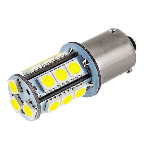 7507 Py21w Led Bulb 18 Smd Led Tower Bau15s Retrofit Led Light Bulbs For Car