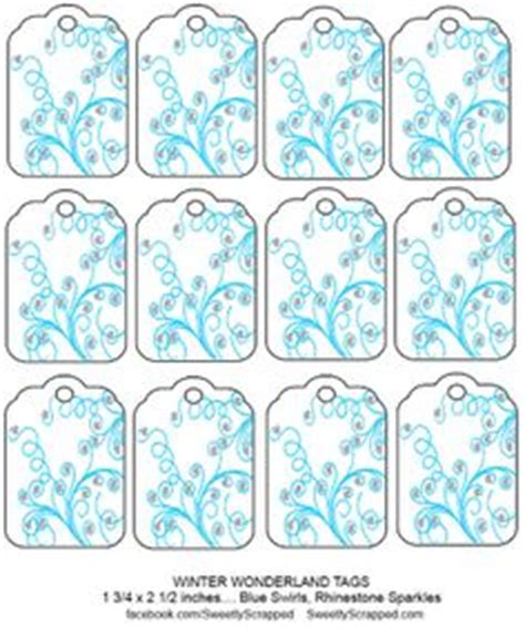 printable winter gift tags 1000 images about winter wonderland party on pinterest