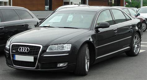 Audi A8 Facelift by File Audi A8 D3 Ii Facelift Front 20100725 Jpg