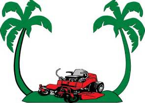 paradise one lawn mower clip art at clker com vector