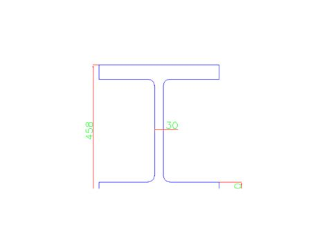 Drawing H Beam by Wide Flange Beam Free Cad Blocks And Cad Drawing Part 25