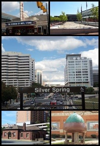 silver spring, maryland wikipedia