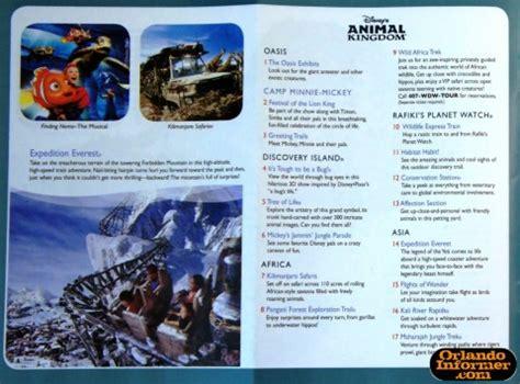 2011 walt disney world vacation brochure: let the memories