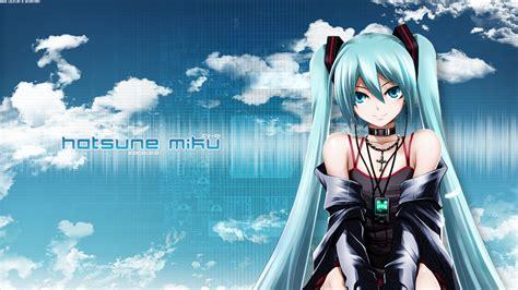 Anime World Lyrics by Hatsune Miku World Is Mine Lyrics