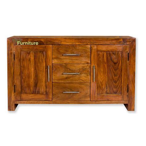 Sheesham Dresser by Tns Furniture Mansa Sheesham Sideboard