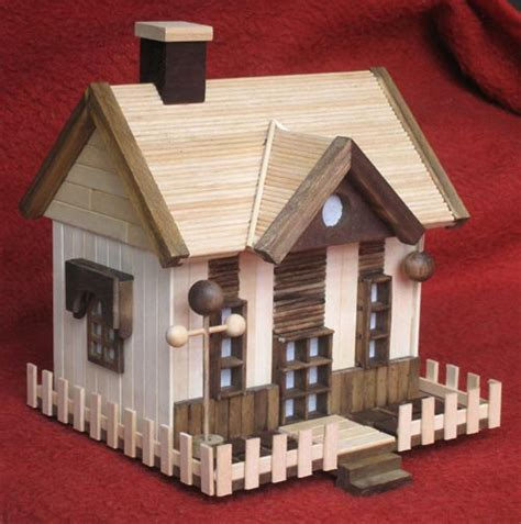 popsicle stick house popsicle sticks diy family