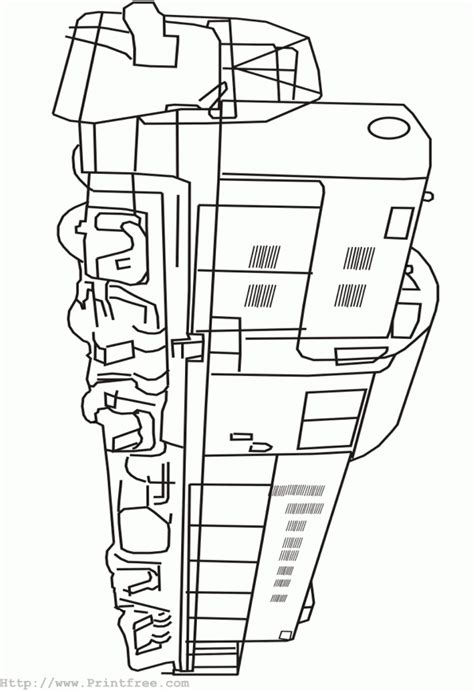 free coloring pages of diesel engine