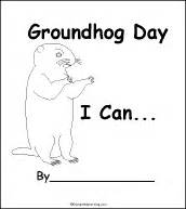 groundhog day kindergarten worksheets groundhog printable book new calendar template site