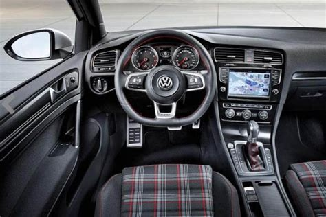 volkswagen gti back in plaid for the seventh time the