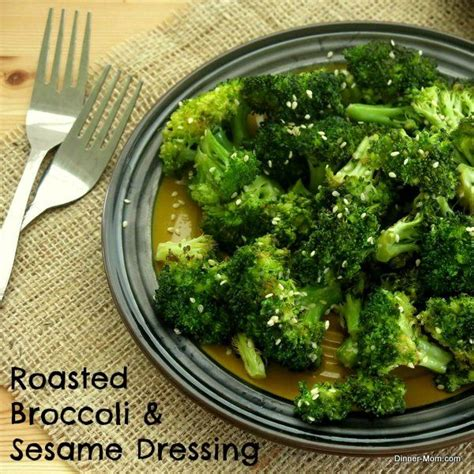 barefoot contessa roasted broccoli check out roasted broccoli with sesame drizzle it s so easy to make mom vegans and glutenfree